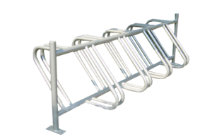 Commercial Outdoor Bicycle Rack SPR-104 Cover Image