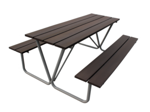 Commercial Recycled Plastic Outdoor Picnic Table SPP-102 Cover Image