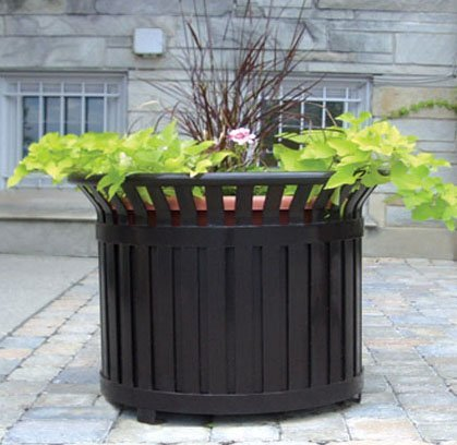Commercial Outdoor Planter P-001 Cover Image