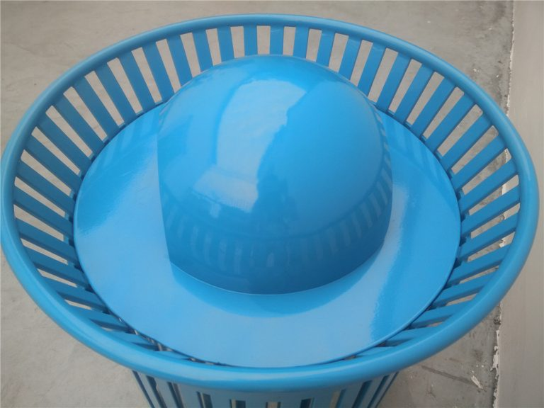 Commercial Outdoor Trash Receptacle SPT-105 Image 3