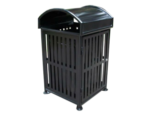 Commercial Outdoor Trash Receptacle SPT-110A Cover Image