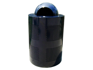 Commercial Outdoor Trash Receptacle SPT-112 Cover Image