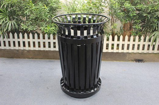 Trash Receptacles