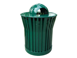 Commercial Outdoor Trash Receptacle SPT-C28 Cover Image