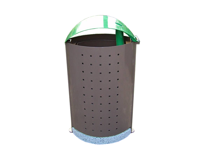 Commercial Outdoor Trash Receptacle SPT-C33 Cover Image