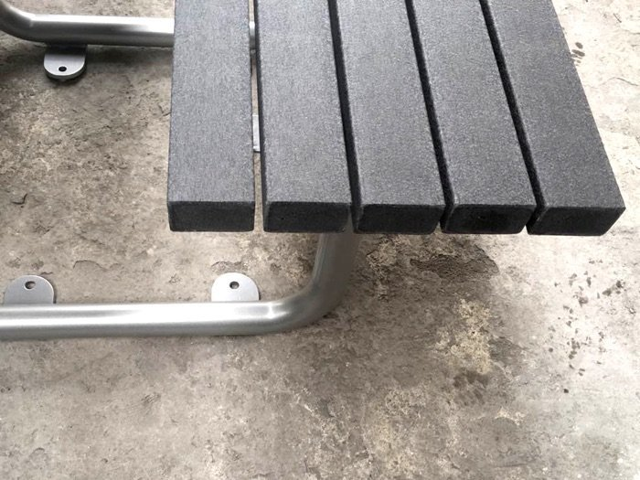 Commercial Recycled Plastic Picnic Table SPP-103 Image 1