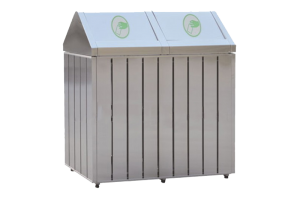 Commercial Recycling Station SS2-109S Cover Image