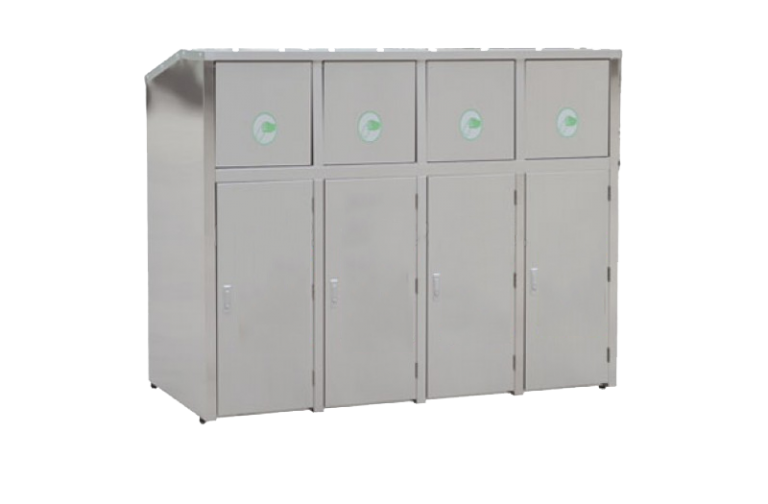 Commercial Recycling Station SS4-110S Cover Image