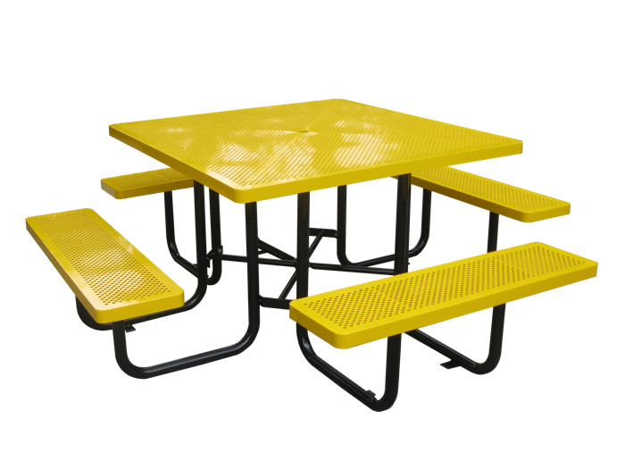 Commercial Steel Picnic Table SPP-202 Cover Image