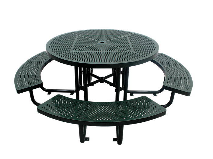 Commercial Steel Picnic Table SPP-203 Cover Image