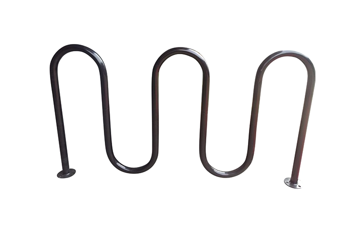 Commercial Outdoor Bicycle Rack SPR-102L Cover Image