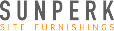 Logo of sunperk site furnishings