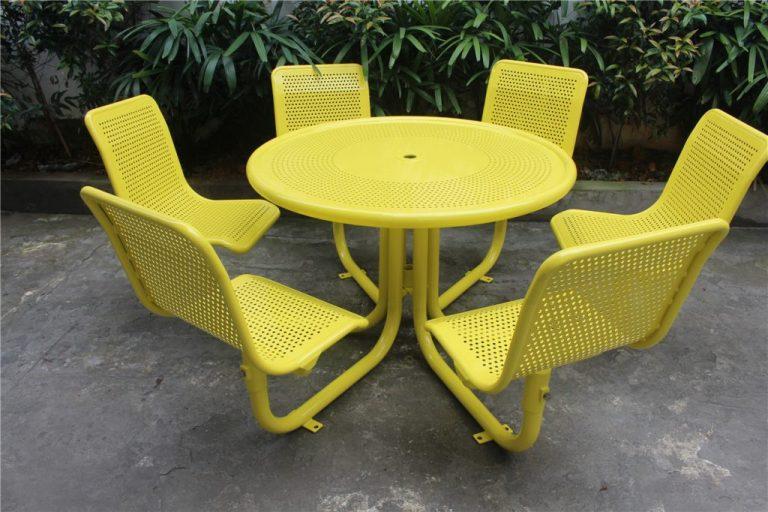 outdoor picnic tables santa monica