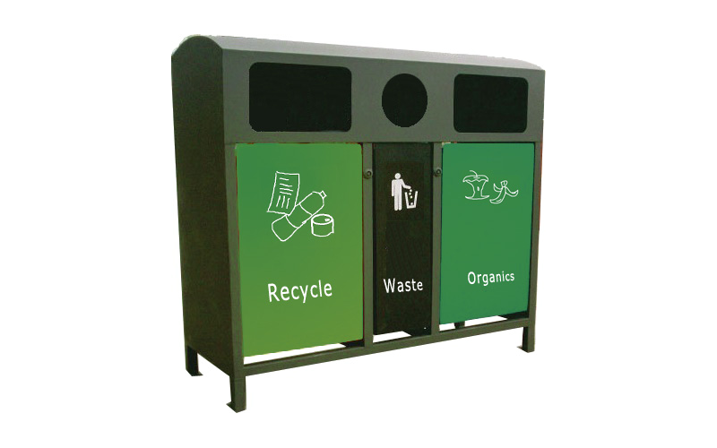 commercial recycling bins beverly hills