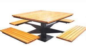 Commercial Outdoor Picnic Table SPP-104