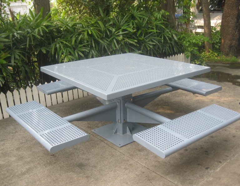 Commercial-Steel-Picnic-Table-SPP-104A-Image-2