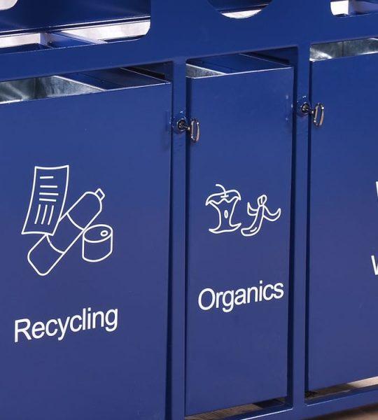 commercial recycling bins hamilton